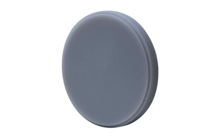 12 x CAD / CAM Fräswachsteller, grau - 20,0 mm
