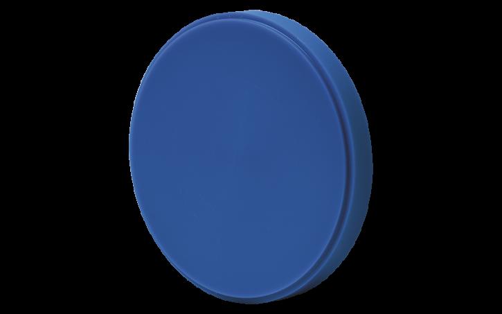 CAD / CAM Fräswachsteller blau